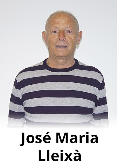 Josep Maria Lleixà